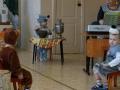 Сестры в гостях в Доме ребенка