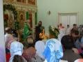 Возведение в сан игумении на престольный праздник 2011 года
