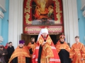 Благодатный огонь в Чите