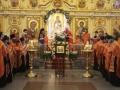 Великая вечерня в Казанском соборе