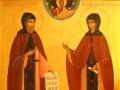 Святые благоверные князья Петр и Феврония. Казанский кафедральный собор