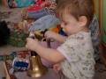 Колокольный звон в Доме ребенка