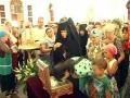 Встреча ковчега в соборе