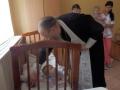Крещение в Доме ребенка
