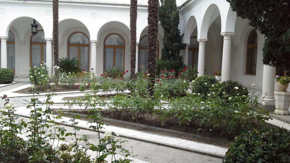 02 Ливадийский дворец
