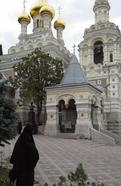 08 Собор Александра Невского в Ялте