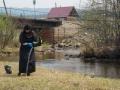 Уборка реки Никишиха