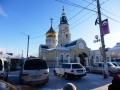 Храм свт. Николая в п. Агинское