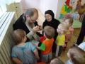 Причащение младенцев