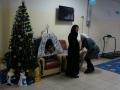 Рождественское поздравление пациентов Онкодиспансера