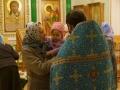 «Дева днесь предстоит в Церкви…»