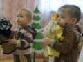 Рождественский утренник в Доме ребенка