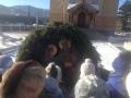 Рождественские встречи в монастыре