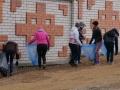 Ученики атамановской средней школы помогли монастырю