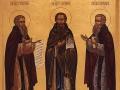 прпп. Саватий, Зосима и Герман Соловецкие