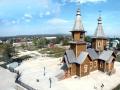 Храм Святителя Иннокентия. г. Ленск