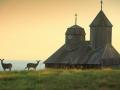Церковь. Аляска