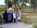 Группа учителей в обители