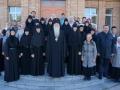 Обитель посетил архиепископ Евстафий