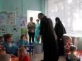 Водосвятный молебен в Доме ребенка