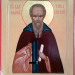 1.икона прп. Варлаама Чикойского