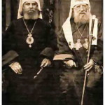 свт. Тихон и сщмч. Петр митрополит Крутицкий