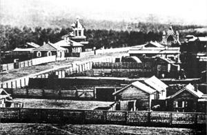 Читинский Богородицкий (Покровский) монастырь