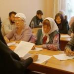 Воскресная школа в обители