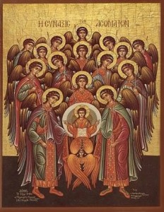 Собор святых небесных сил бесплотных