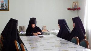 Духовный собор монастыря