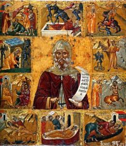 Житие прп. Антония Великого